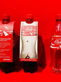 Coca-Cola wprowadza opakowania z recyklingu