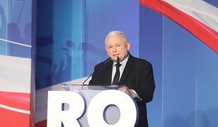 Podczas konwencji PiS w Zielonej Górze Jarosław Kaczyński spotka się z wyborcami