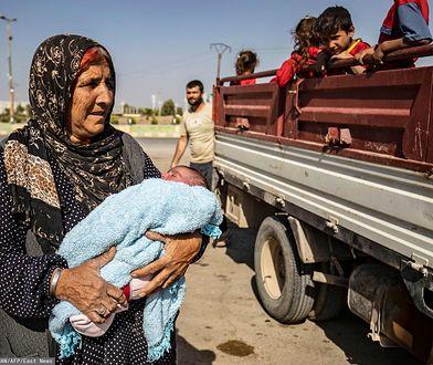 Turecka ofensywa na Syrię. Według ostatnich doniesień zginęło co najmniej 100 osób