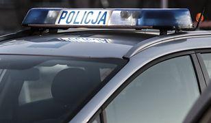 41-letni kierowca był pod wpływem mafihuany
