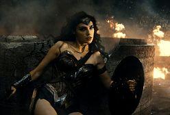 Wonder Woman na Trafalgar Square