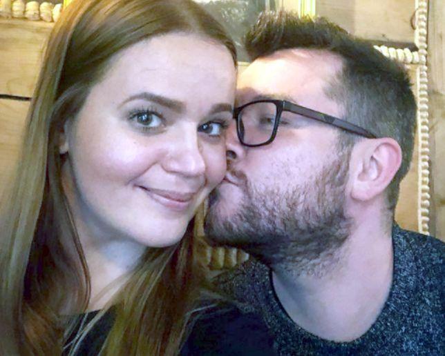 Agnieszka i Łukasz są już ponad dwa lata po ślubie