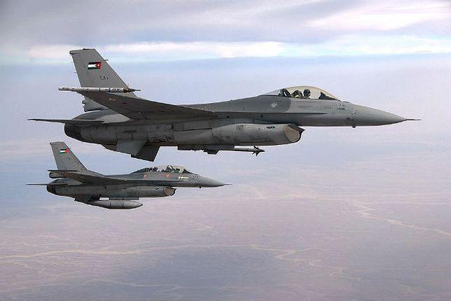 Jordania wznowiła ataki lotnicze na Państwo Islamskie