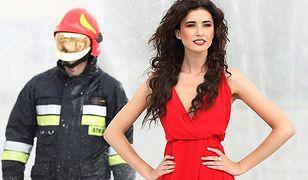 Miss Polski wstąpi do straży pożarnej?