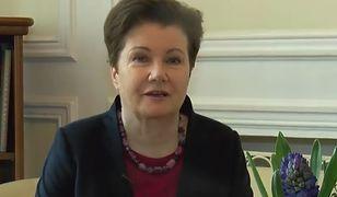 Życzenia od prezydent Hanny Gronkiewicz-Waltz