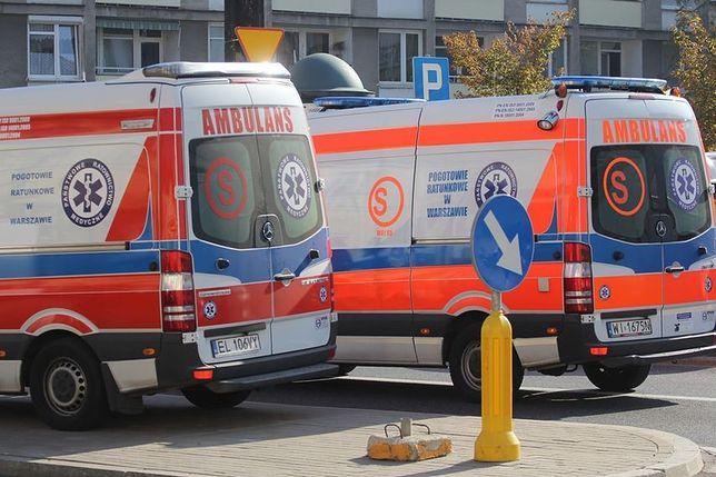 Tragiczny wypadek pod Warszawą. Nie żyje 37-letni motocyklista