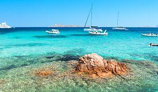 Włochy - na Sardynii wciąż lato