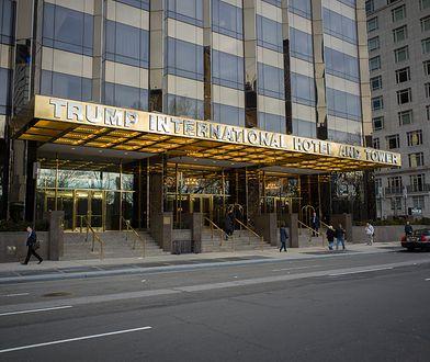 """Czytelnicy """"Luxury Lifestyle Magazine"""" uznali nowojorski hotel Donalda Trumpa za najbardziej luksusowy na świecie"""