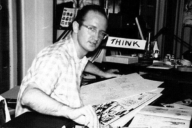 Obok Jacka Kirby'ego Steve Ditko był uważany za jednego z najważniejszych twórców komiksu superbohaterskiego
