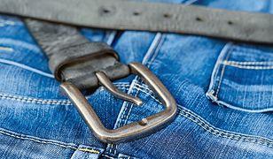 Klasyczny pasek męski nadaje się do wielu rodzajów spodni