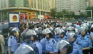 Chińska milicja: zamieszkami w Urumczi kierowały kobiety