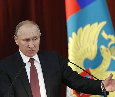 Prezydent Rosji Władimir Putin wie, że to czas jest jego największym sprzymierzeńcem w walce o oddziaływanie na Unię.