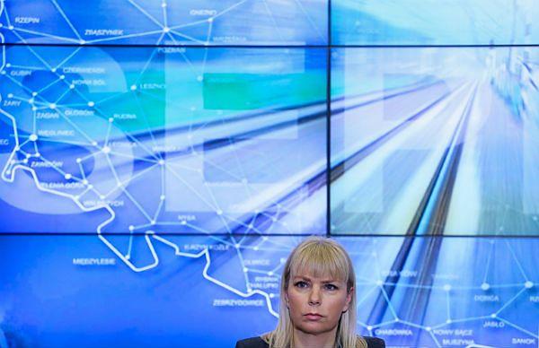"""SLD: niech Elżbieta Bieńkowska po """"superwtopie"""" przyjdzie na komisję infrastruktury"""