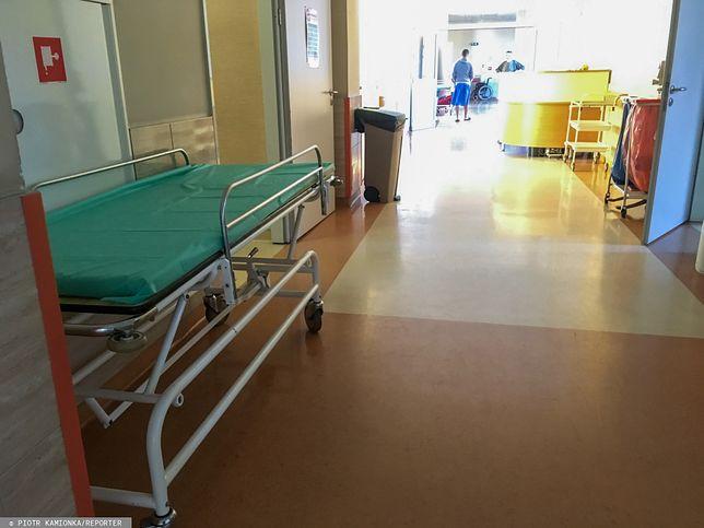 Pacjenci przebywają w izolacji
