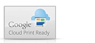 Google Cloud Print Ready jest gwarancją, że nasza drukarka dogada się z Chromebookiem.