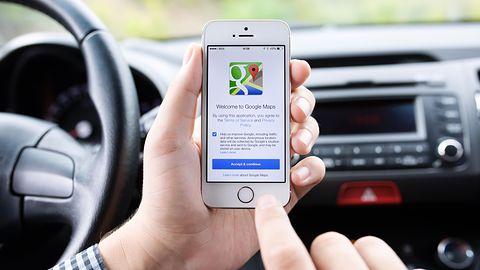 Mapy Google z udostępnianiem postępu podróży. Wygodna funkcja teraz na Androidzie i iOS