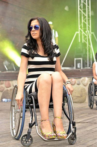 Miss Polski na wózku