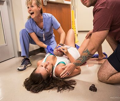 """Wyróżnione zdjęcie autorstwa Tammy Karin, zatytułowane """"Pielęgniarka Linda"""""""