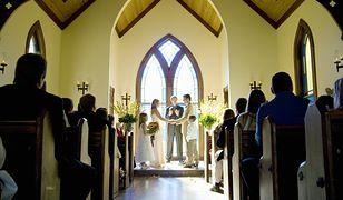 Para młoda miała jedno życzenie dotycząca ich ślubu