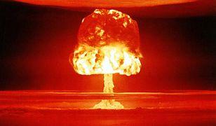 """""""Grzyb atomowy"""" to charakterystyczny efekt każdego wybuchu jądrowego"""