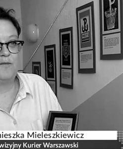Nie żyje Agnieszka Mieleszkiewicz. Była reporterką TVP3