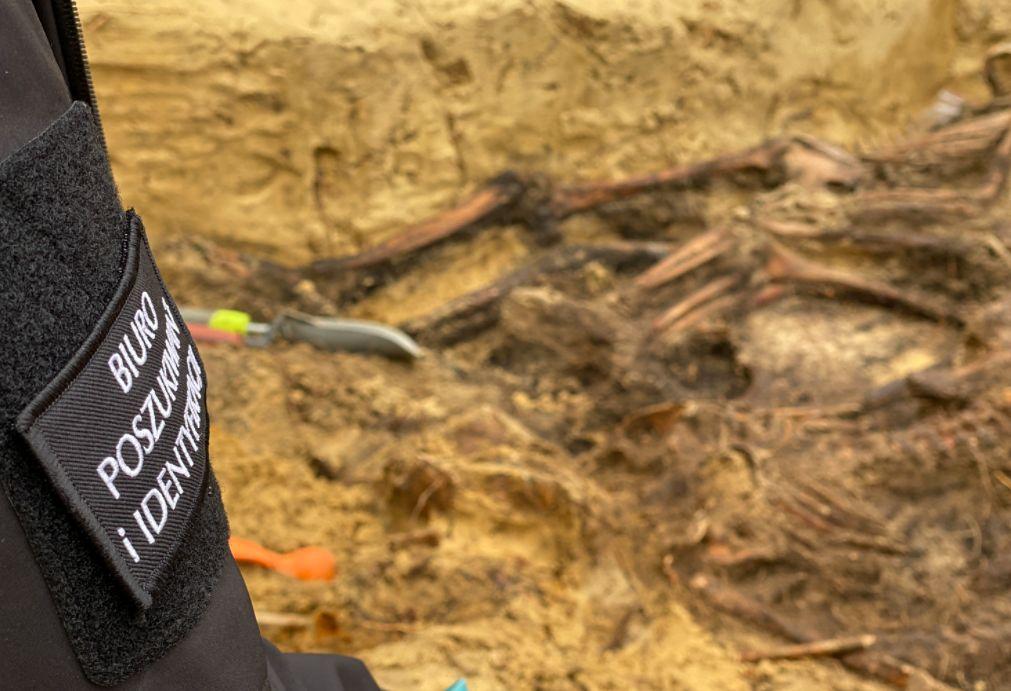Mazowieckie. Masowa mogiła pod Białołęką może być miejscem spoczynku 29 zamordowanych przez hitlerowców osób - mężczyzn, kobie i dzieci
