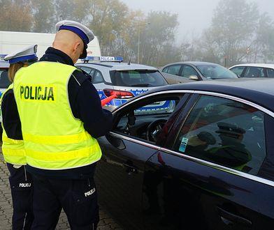 """Pierwsza ogólnopolska akcja policji """"Prędkość"""""""