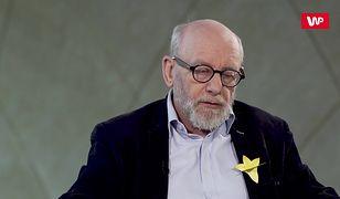 Powstanie w getcie warszawskim. Prof. Paweł Śpiewak odpowiada Patrykowi Jakiemu