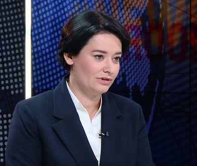 #Newsroom. Anna Maria Żukowska tłumaczy się z absurdalnego wpisu