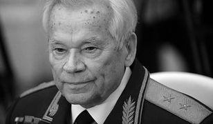 Zmarł Michaił Kałasznikow, twórca karabinu AK-47