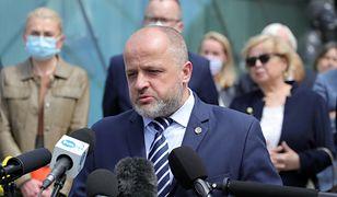 Sędzia Piotr Gąciarek triumfuje. TVP przegrało w sądzie