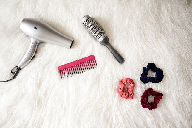 Domowe urządzenia do stylizacji włosów