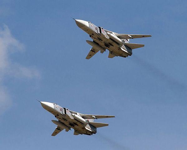 Rosyjskie siły powietrzne ćwiczyły atak nuklearny na Europę?