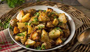 Topinambur może być alternatywą dla ziemniaków.