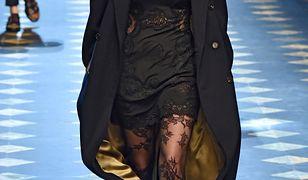 Młode gwiazdy internetu na wybiegu Dolce & Gabbana