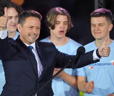 Rafał Trzaskowski wygrał w wojewóztwie śląskim. Wybory 2020