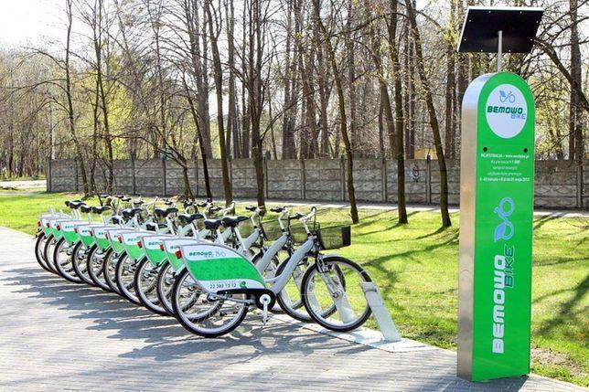 Nie będzie rowerów miejskich na Bemowie?