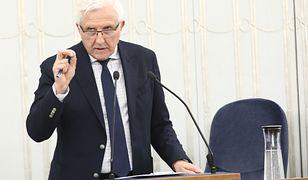"""""""Zamorduję cię"""". Groźby w kierunku Wadima Tyszkiewicza. Senator publikuje treść"""