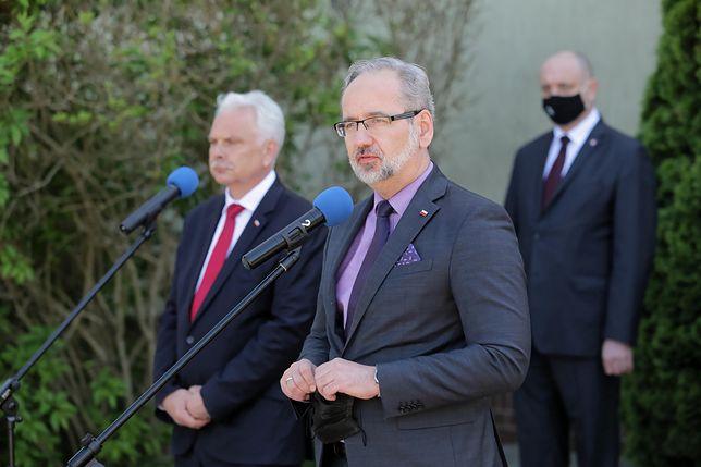 Minister Zdrowia zaskakuje. Mówi o odporności populacyjnej