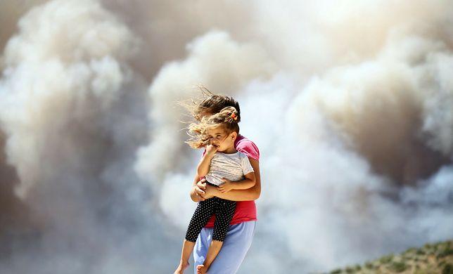 Turcja. Koszmarne pożary