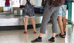 Natalie Wynn nie chciała płacić za nadbagaż. Założyła 3 kg ubrań
