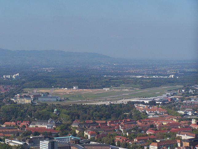Lotnisko we Fryburgu Bryzgowijskim