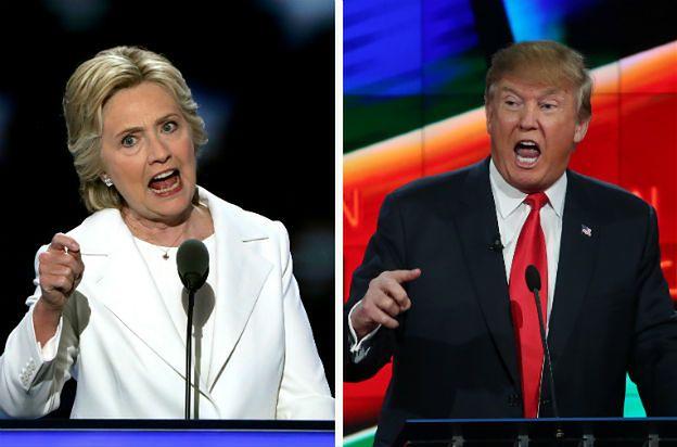 Wybory w USA. Kampania Trumpa oparta na kłamstwach. Clinton lepsza, ale też nie ma powodów do dumy