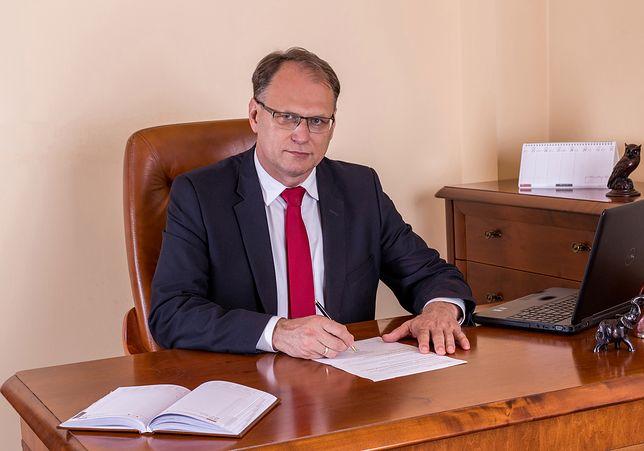 Jarosławowi Ferencowi nie spodobała się treść przemówienia
