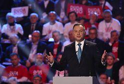 Wybory prezydenckie 2020. Sztab Andrzeja Dudy ukrył jego obietnice i slogany sprzed 5 lat