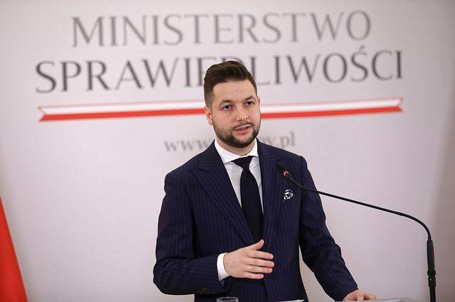 """""""Stefan W. nie powinien wyjść z więzienia. Ale to sędziowie orzekli taki wyrok"""" - Patryk Jaki dla WP"""