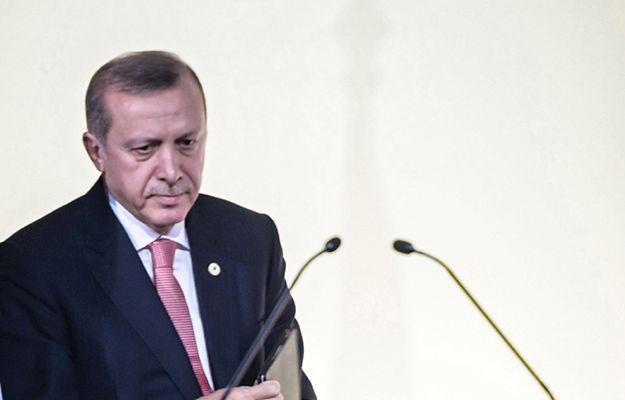 Prezydent Turcji: niech Rosja udowodni swoje oszczerstwa