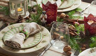 Brakuje ci pomysłu na świąteczny stół? Przejrzyj najciekawsze dekoracje