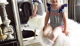 3-latka wystąpi na Nowojorskim Tygodniu Mody?