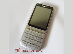 Nokia C3-01 Touch and Type - test